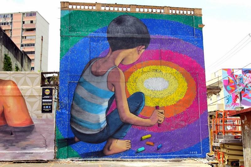 Seth - San Juan, Puerto Rico