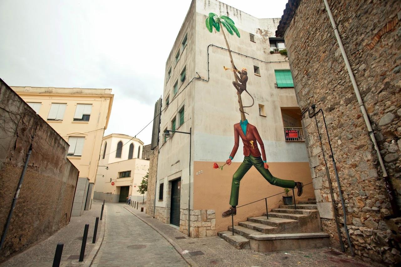 Interesni Kazki in Girona Spain for Milestone Project.