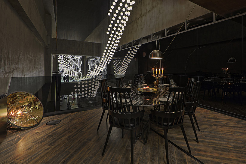 Insa For G9 Restaurant Shanghai 171 Arrested Motion