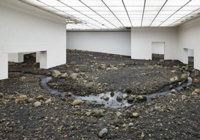 olafur-eliasson-riverbed-louisiana-museum-designboom-01-