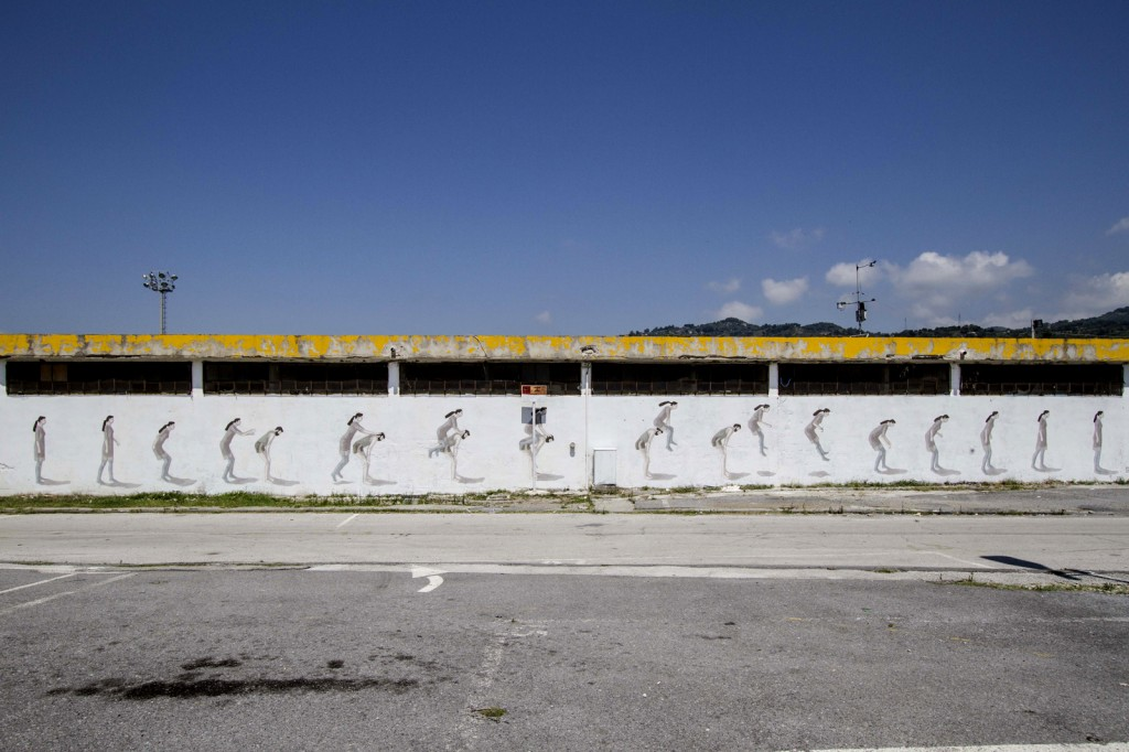 Hyuro in Sapri, Italy.