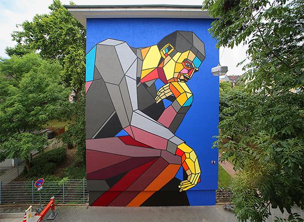 Sicksystems in  Mannheim, Germany. Via Savage Habit.