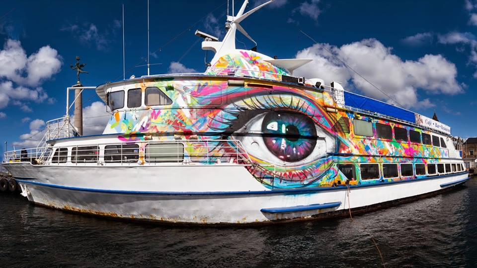 David Walker - Helsingborg, Sweden for Add More Colors festival