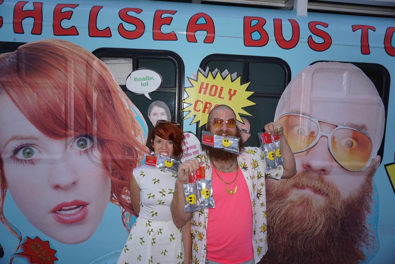 Jen Paul Outlaw Chelsea Bus Souvenir AM 01