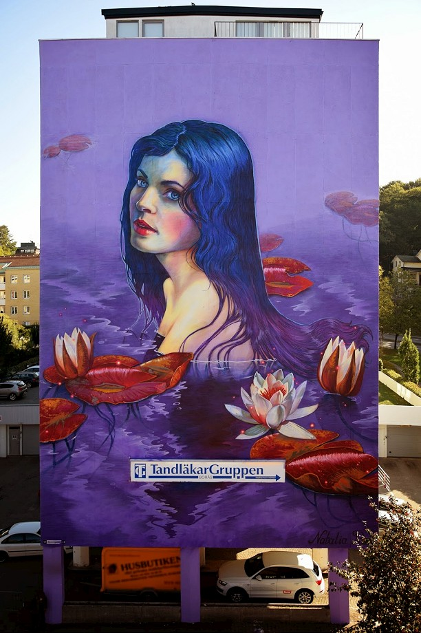 Natalia Rak - Boras, Sweden for No Limit Boras Festival