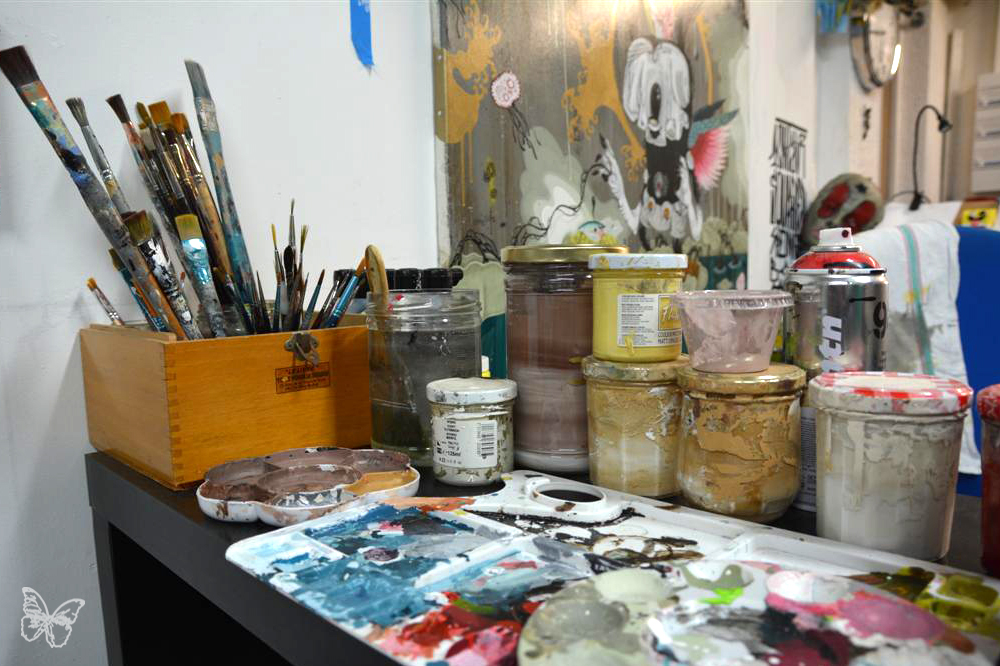 100TAUR Studio 12