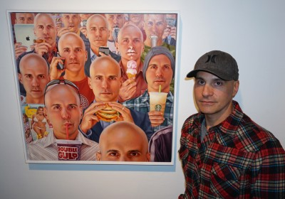 Alex Gross Levine AM 25