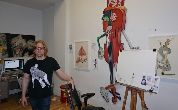 Alfred Steiner studio Joshua Liner AM 18