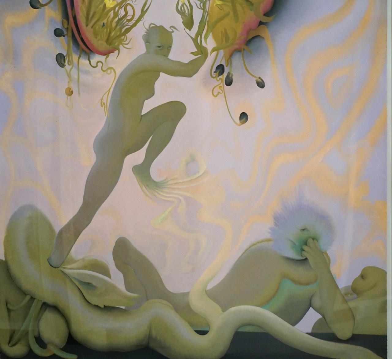 Inka Essenhigh Jacob Lewis Gallery AM 4