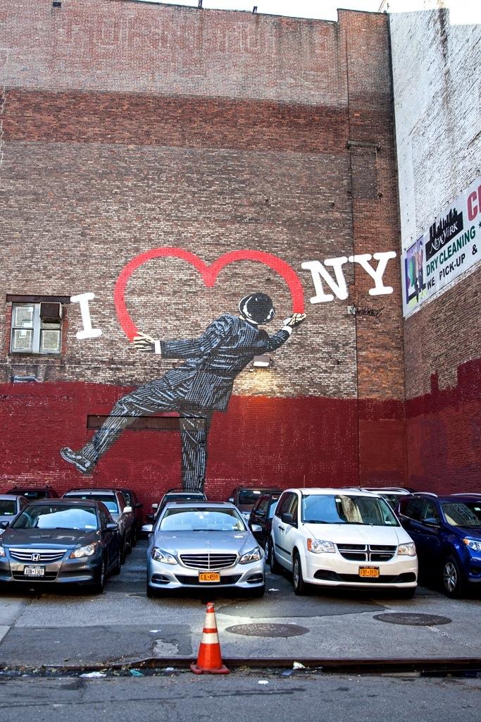 Nick Walker Love Vandal NYC AM 2