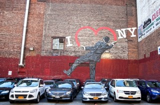 Nick Walker Love Vandal NYC AM 3