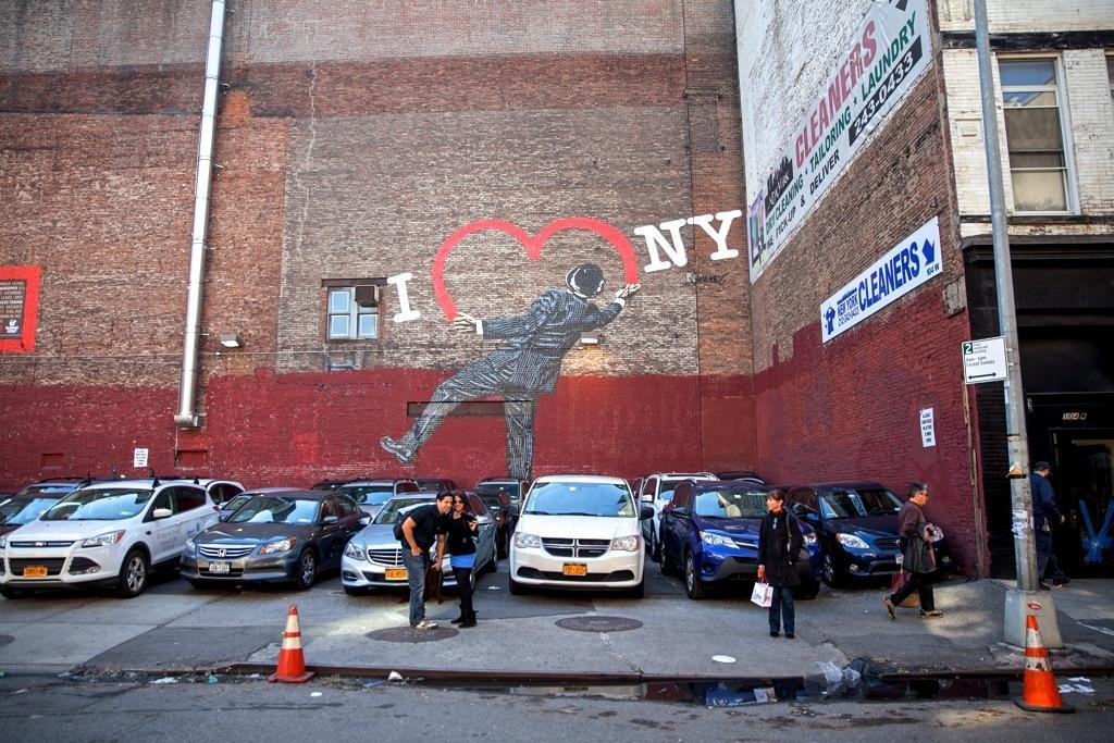 Nick Walker Love Vandal NYC AM 5
