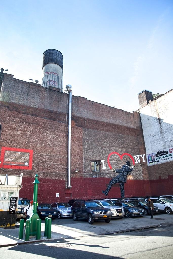 Nick Walker Love Vandal NYC AM 6