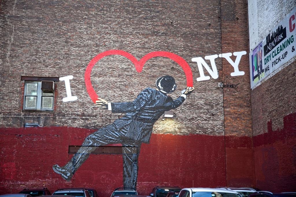 Nick Walker Love Vandal NYC AM 7