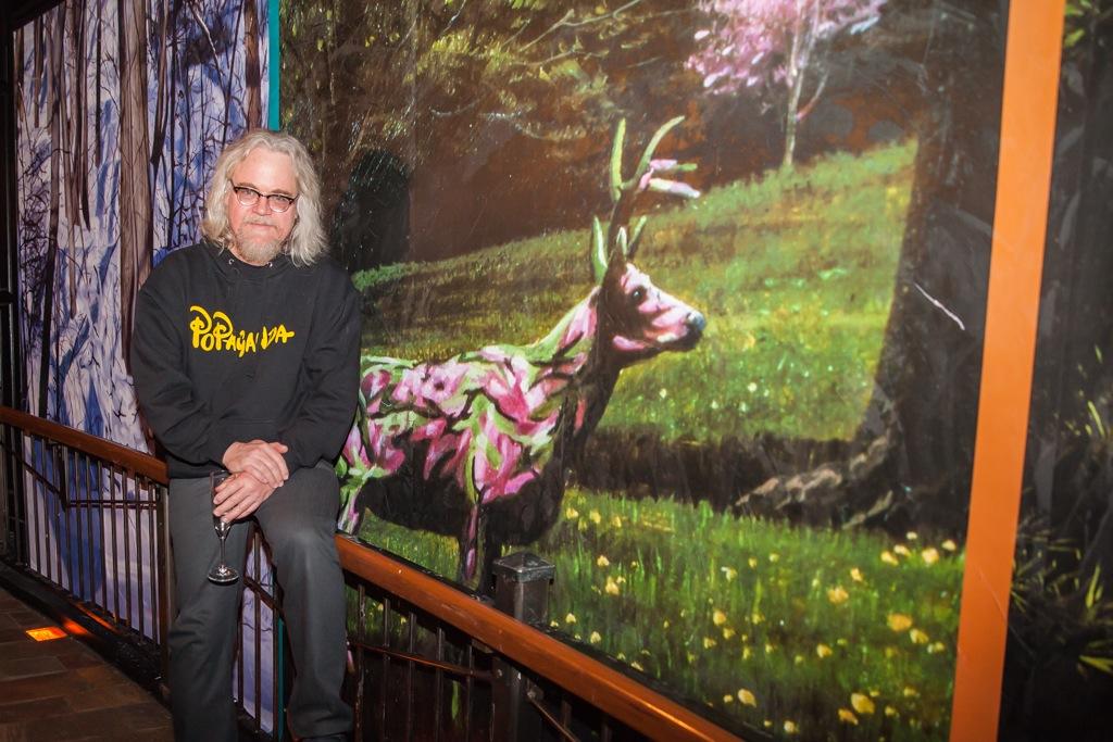 Ron English Tribeca Grand AM 02