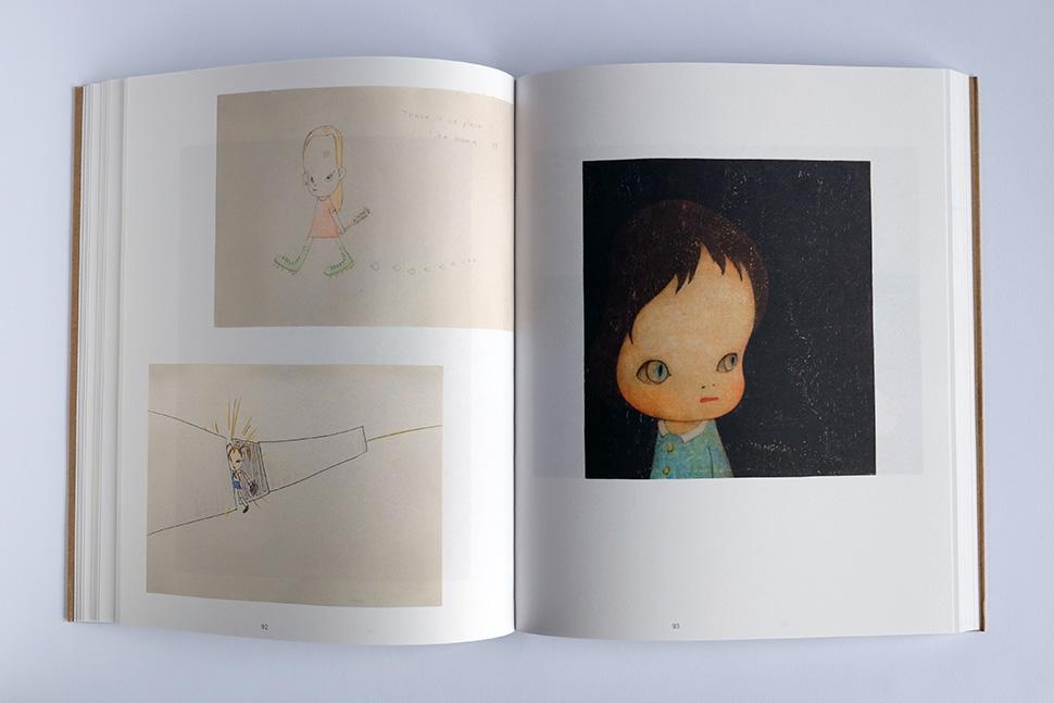 Yoshitomo-Nara-Drawings-1984-2013-04