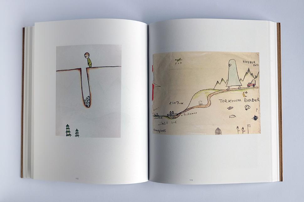 Yoshitomo-Nara-Drawings-1984-2013-05