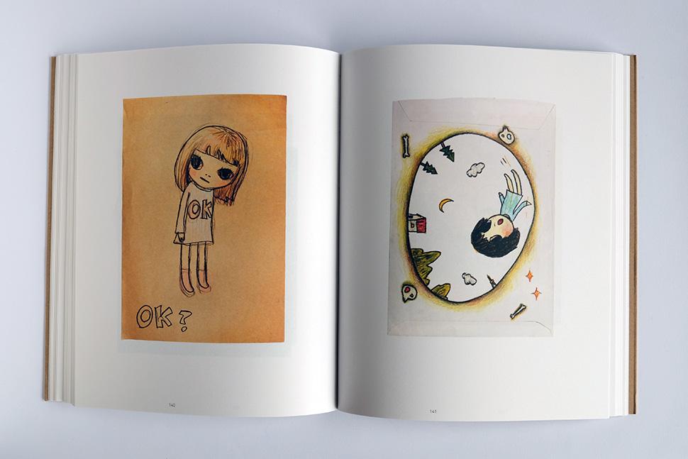 Yoshitomo-Nara-Drawings-1984-2013-06