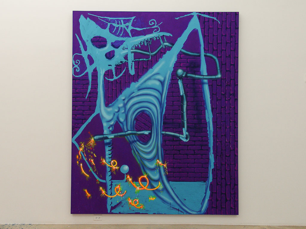 rubell collection - six artist solos - miami 2014-1