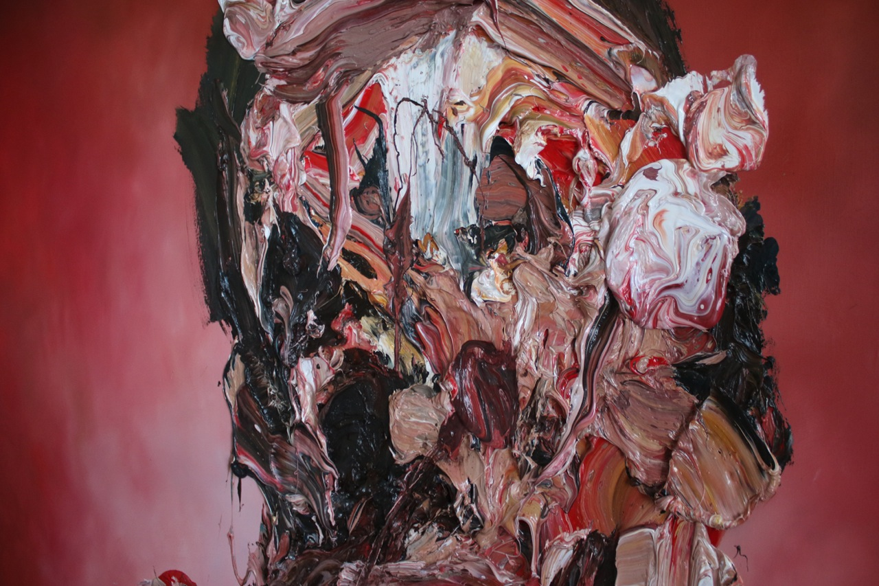 Antony-Micallef,-Self-Portrait-12,-Close-Up