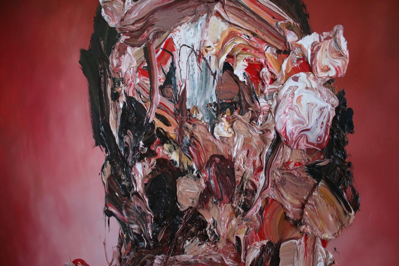 Antony-Micallef,-Self-Portrait-12,-Close-Up