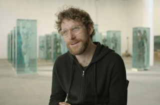 Dustin Yellin, New York City Ballet's 2015 Art Series collaborator