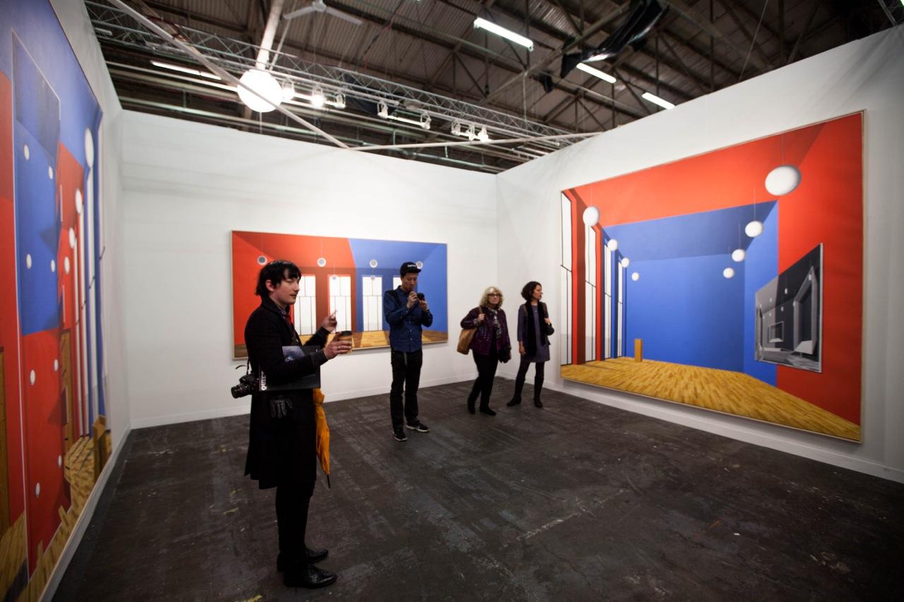 Armory art fair 2015 2 AM 01
