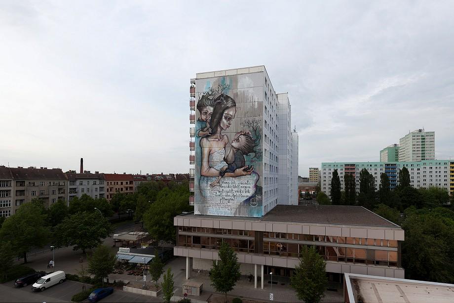 Herakut - Berlin