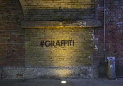 hashtag graffiti