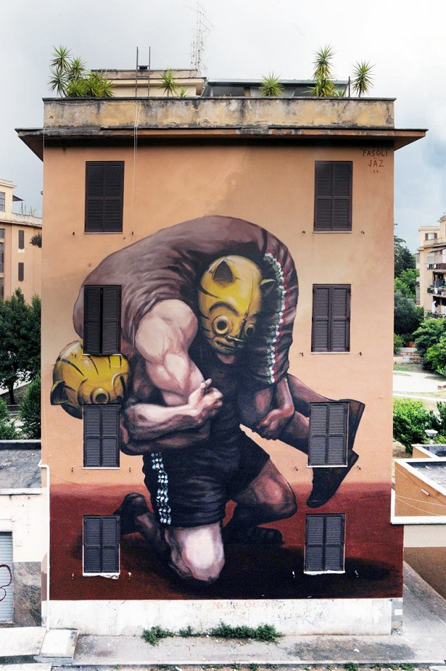Franco Fasoli Jaz - Roma