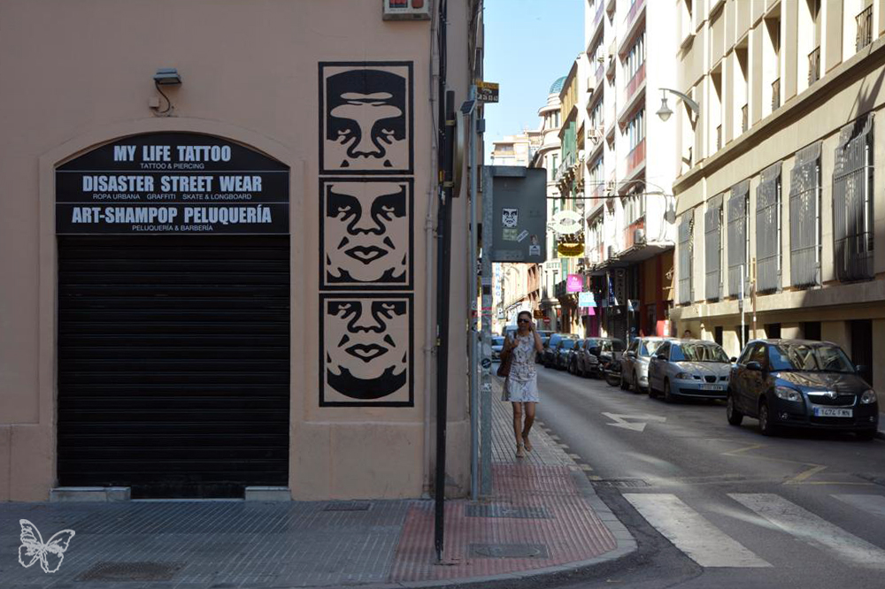 Obey Malaga 40