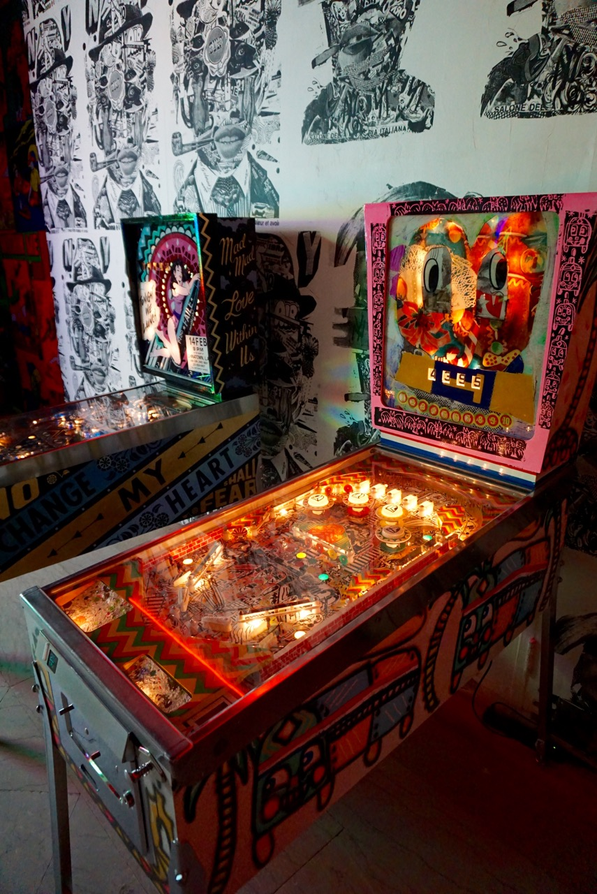Faile Bast Brooklyn Museum Deluxx Fluxx Arcade AM  - 1