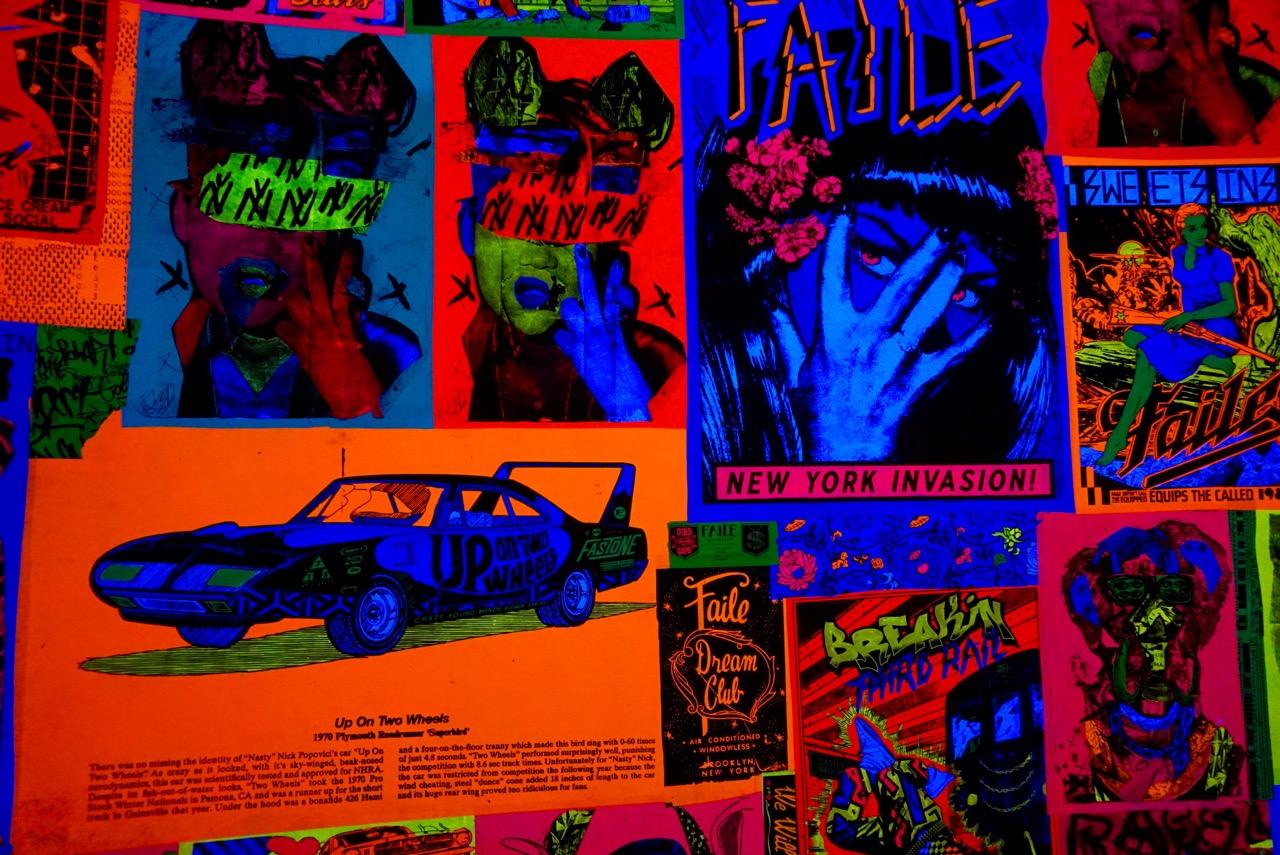 Faile Bast Brooklyn Museum Deluxx Fluxx Arcade AM  - 1