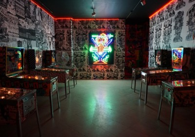 Faile Bast Brooklyn Museum Deluxx Fluxx Arcade AM  - 27