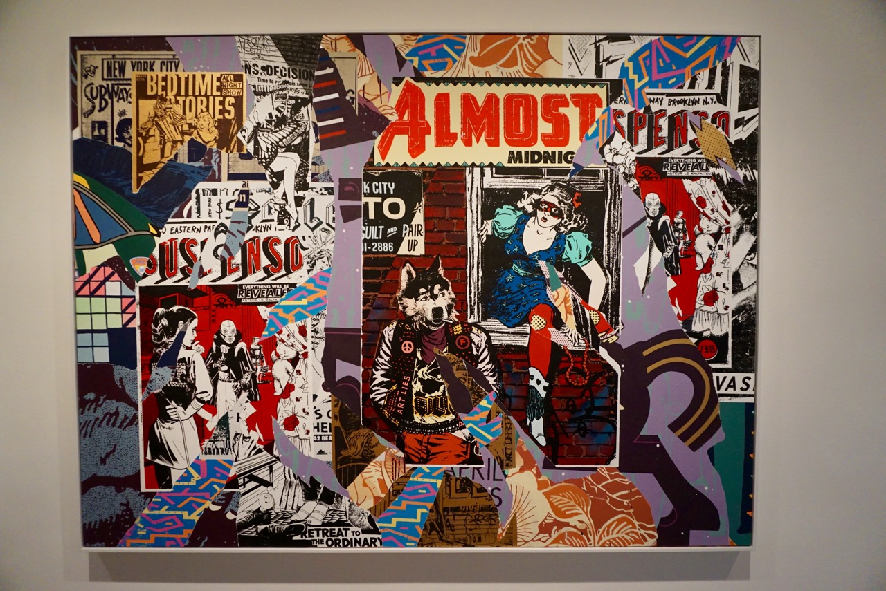 Faile Bast Brooklyn Museum Savage Sacred Young Minds AM  - 1