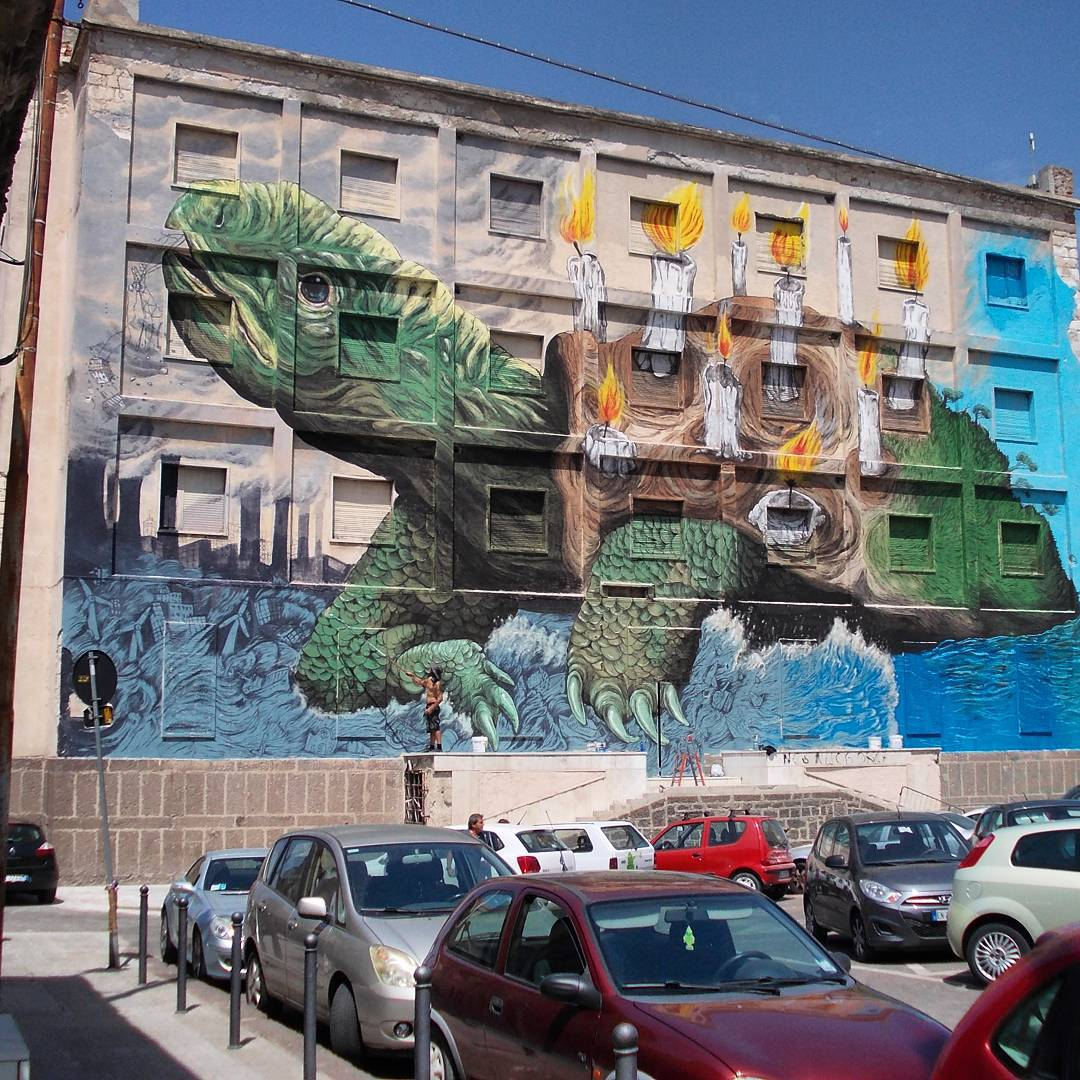 streetartnews_ericailcane_Sassari-2
