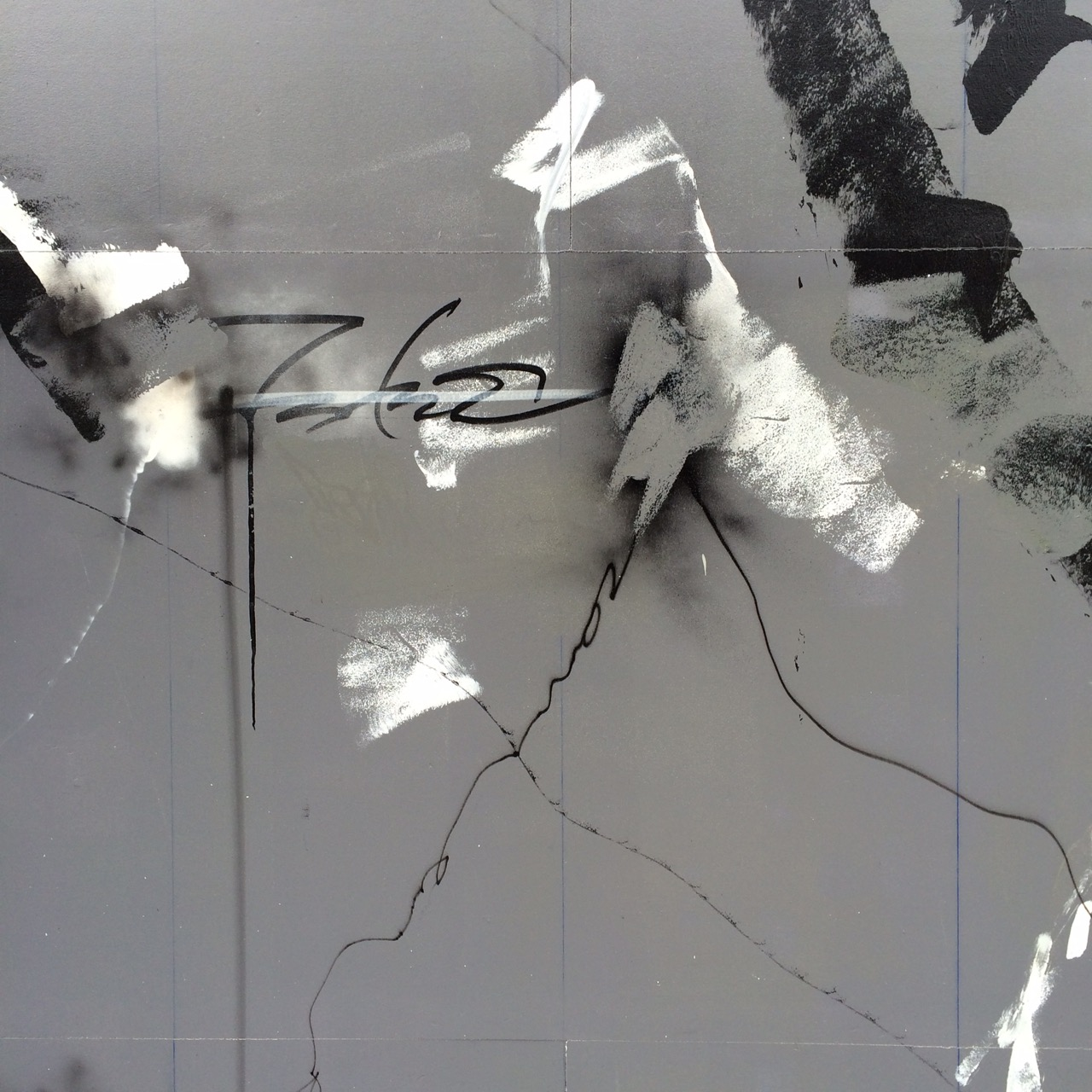 Futura Houston Bowery Mural AM  - 2