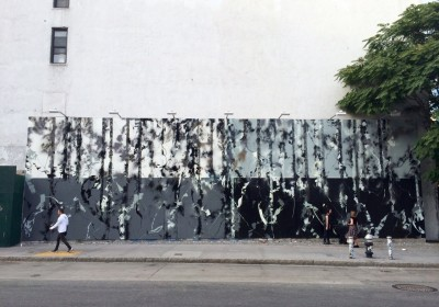 Futura Houston Bowery Mural AM  - 9