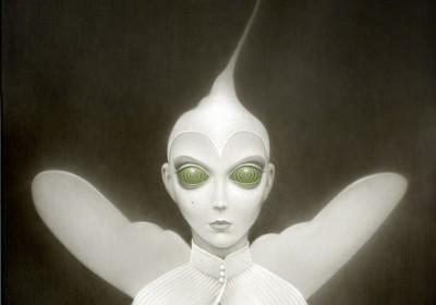 Green Eyed Lady 115x810