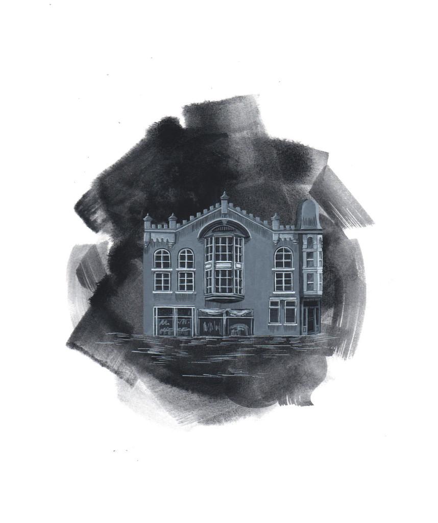 H. H. Holmes` Murder Castle