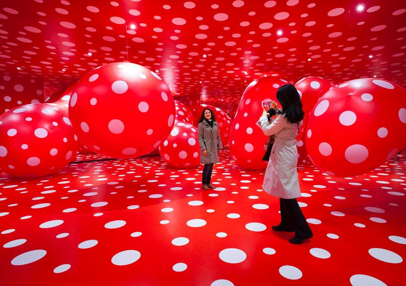 yayoi-kusama-louisiana-museum-of-modern-art-designboom-01