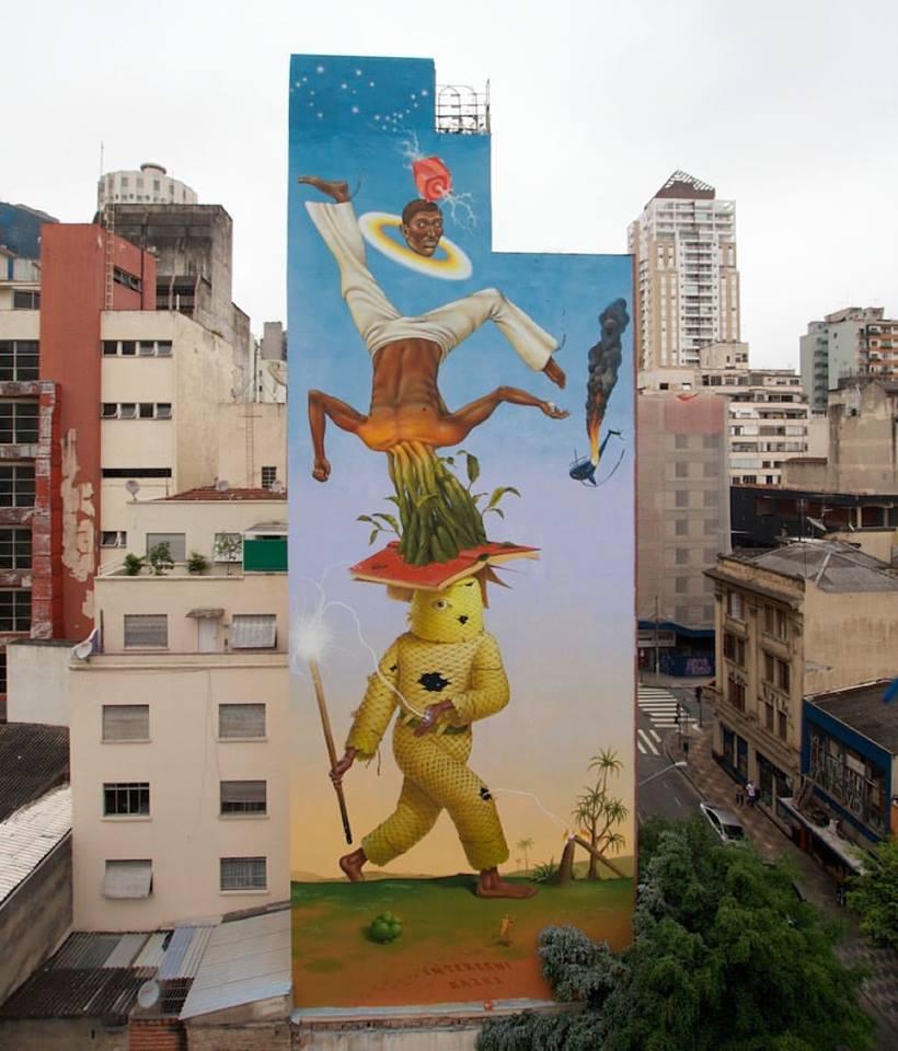 Interesni Kazki in Sao Paulo, Brazil.
