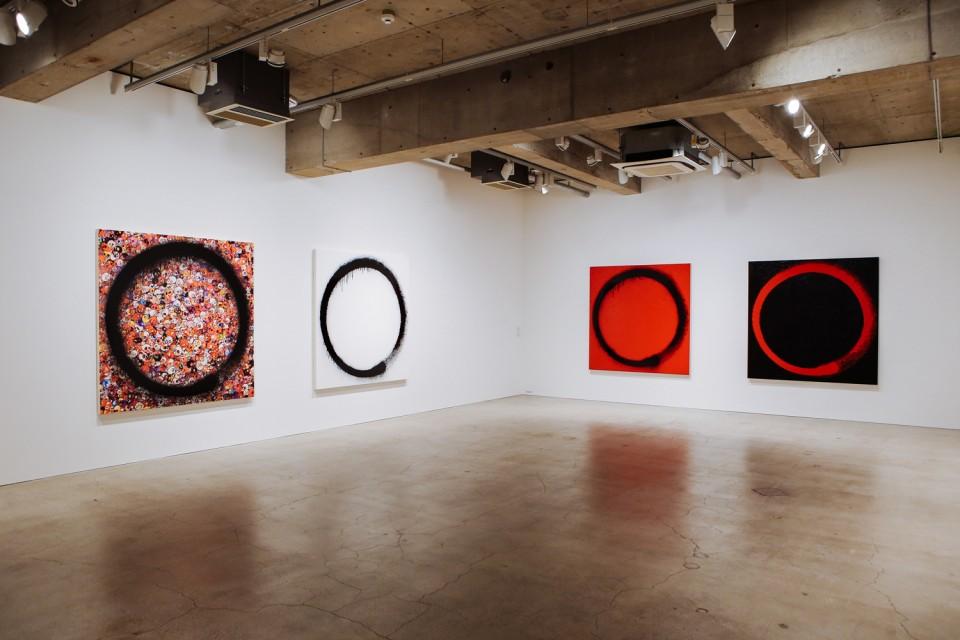 Takashi-Murakami-Enso-Gallerie-Perrotin-01-960x640