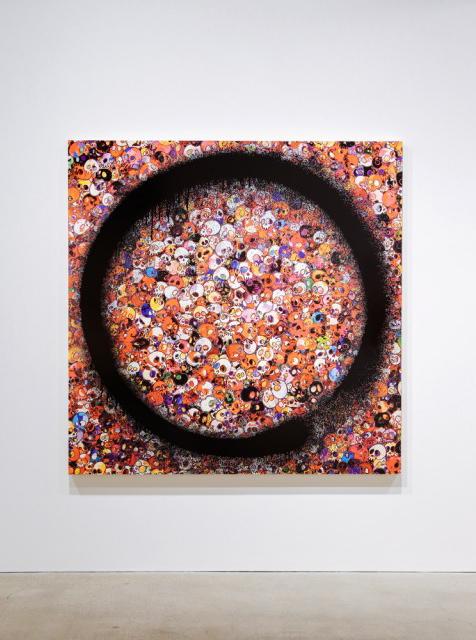 Takashi-Murakami-Enso-Gallerie-Perrotin-02-960x640