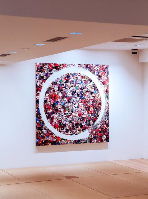 Takashi-Murakami-Enso-Gallerie-Perrotin-06-960x640
