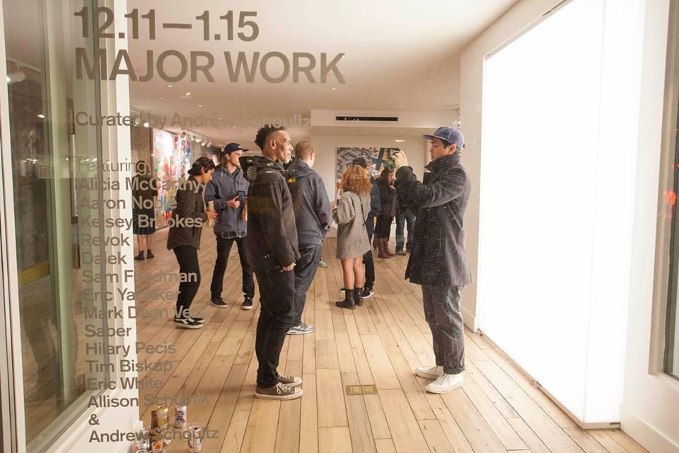 2015 Major Work Chandran Gallery