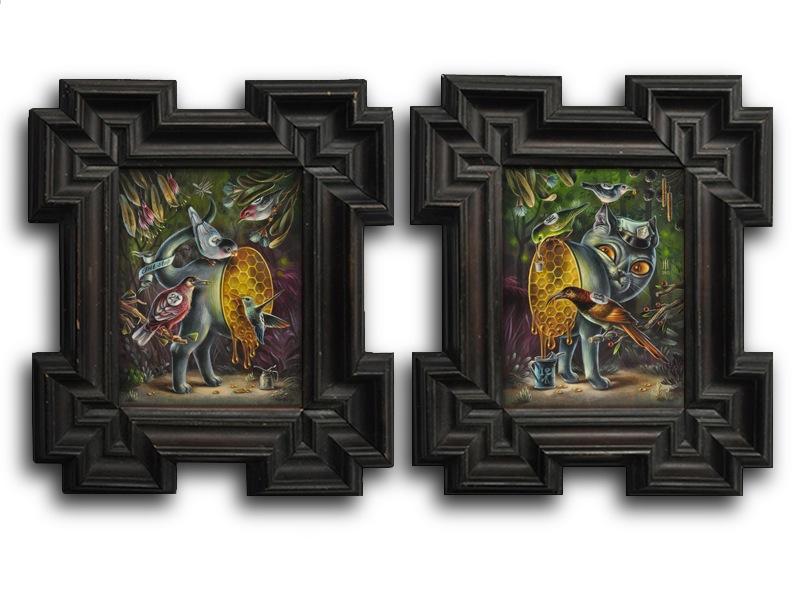 Femka Hiemstra framed