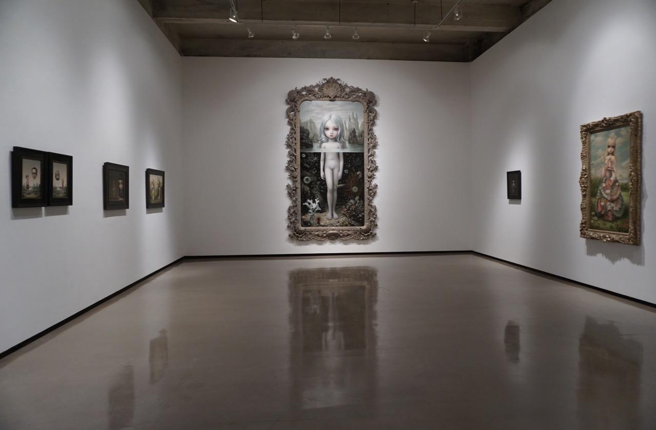 Mark Ryden Paul Kasmin Gallery AM  - 1