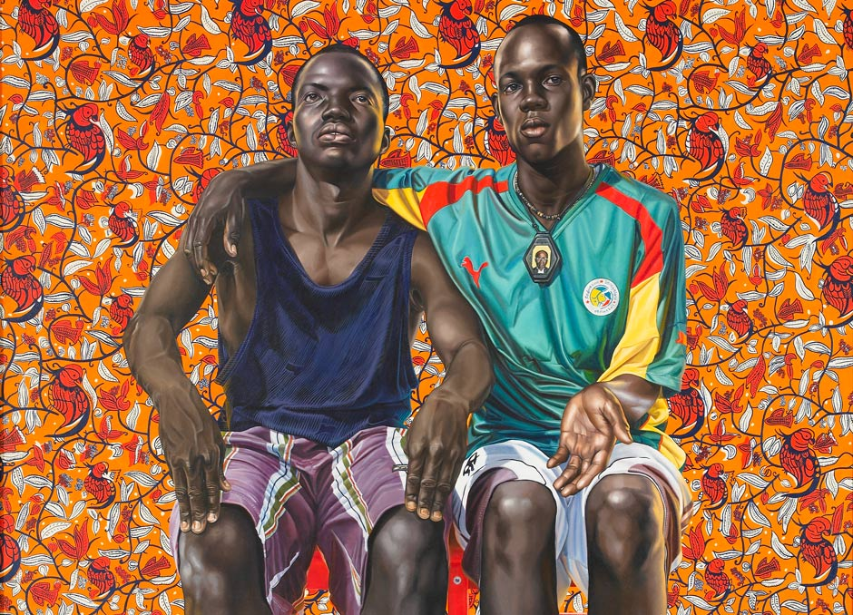 Previews Kehinde Wiley A New Republic Seattle Art