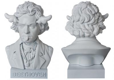 Medicom-D-Face-Beethoven-Vinyl-Bust
